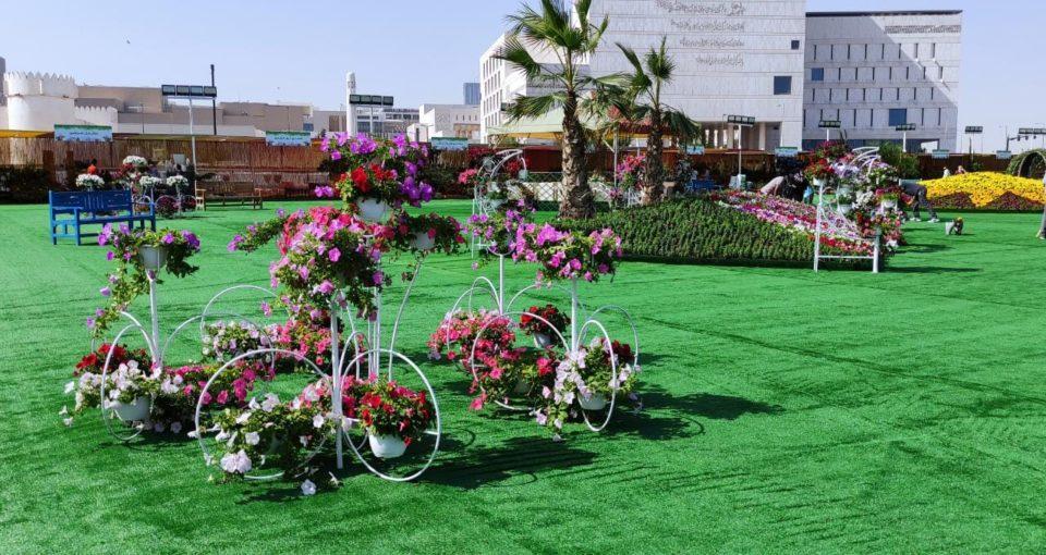 Flower Festival begins